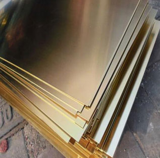 Brass strip supplier