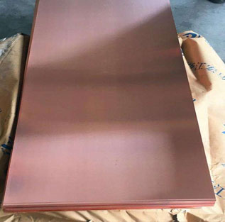 Made in USA 3//16 Inch Thick x 6 Inch Wide x 12 Inch Long Copper Sheet Alloy 110
